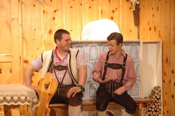 Bertl und Joschi