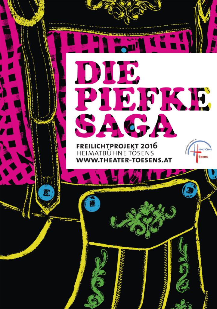 Die Piefke Saga - Theater Tösens