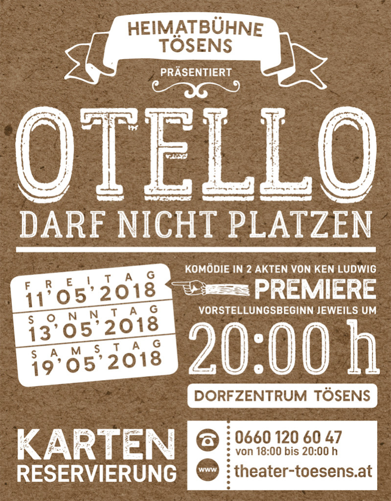 Otello - Theater Tösens